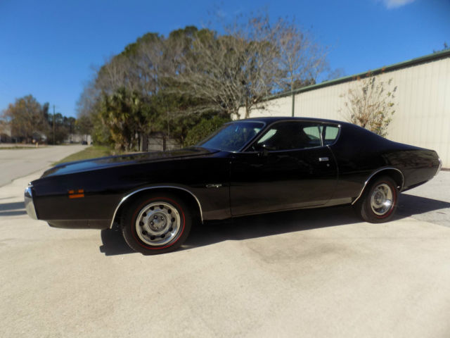1971 Dodge Charger (Black/black)