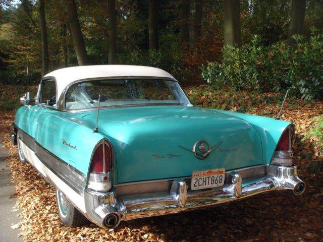 1956 Packard Four-Hundred (Green/Green)