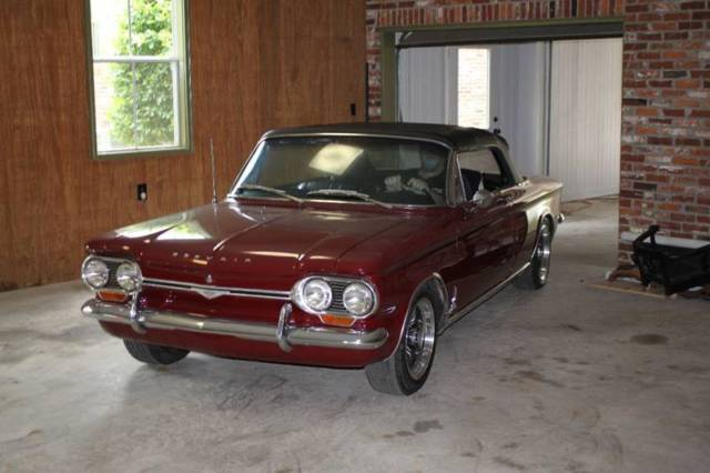 1964 Chevrolet Corvair (Red/Black)