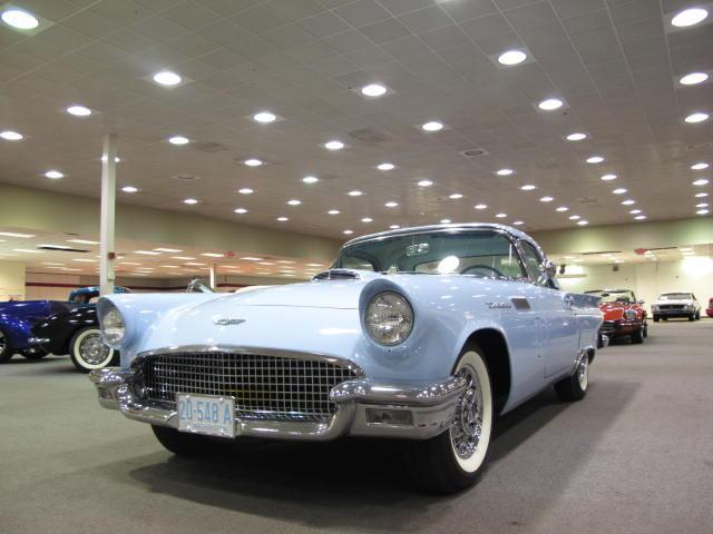 1957 Ford THUNDERBIR (Blue/--)