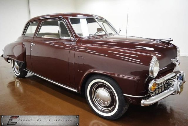 1948 Studebaker Champion (Brown/Brown)