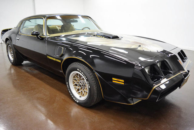 1979 Pontiac Trans Am (Black/Camel)