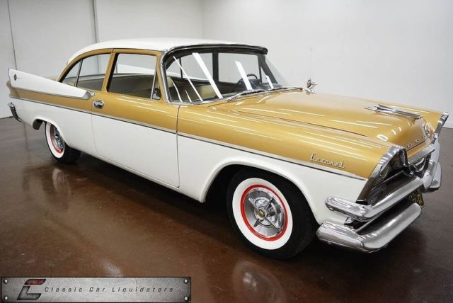 1957 Dodge Coronet (Gold/Black)
