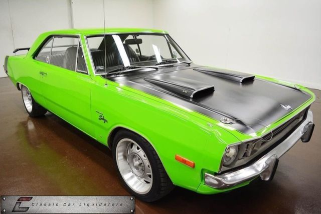 1972 Dodge Dart (Green/Black)