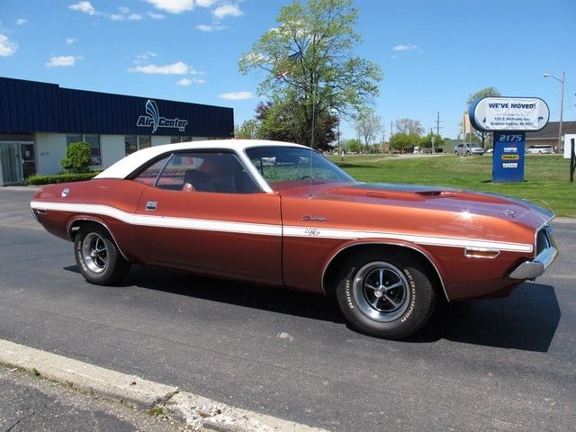 1970 Dodge Challenger (Orange/--)