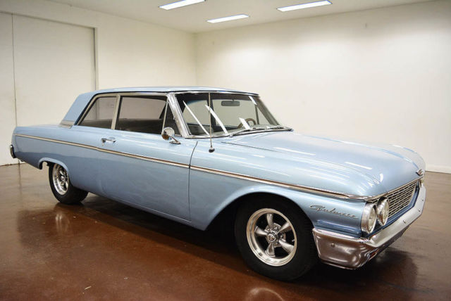 1962 Ford Galaxie (Blue/Gray)