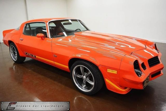 1979 Chevrolet Camaro (Orange/Black)