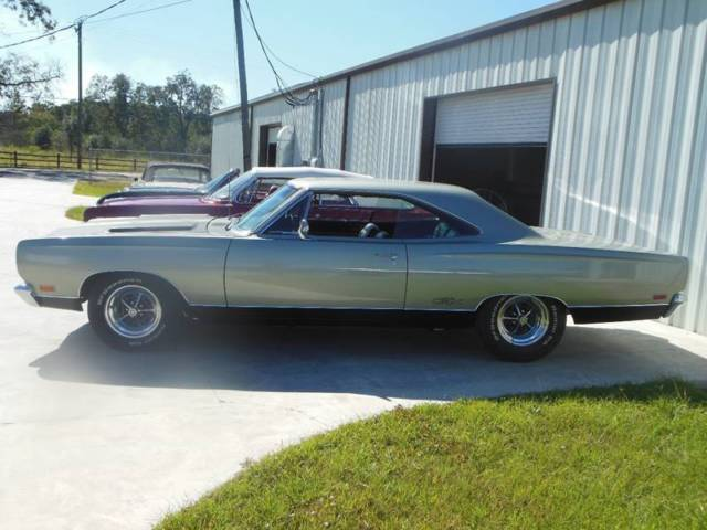 1969 Plymouth GTX (Other/Black)