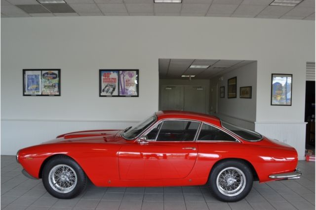1963 Ferrari 250GTL (Red/Black)