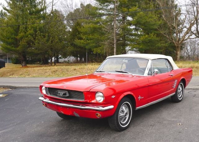 Used Cars In Cape Girardeau Mo Seller of Classic Cars - 1966 Ford Mustang (Other/Other)
