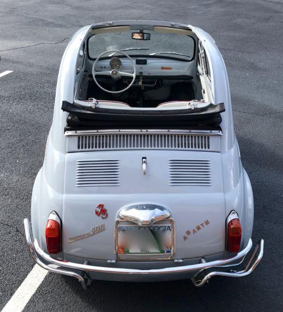 File:Paris - RM Auctions - 5 février 2014 - Fiat 500 D - 1963 ...