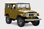 1979 Toyota Land Cruiser (Optional/Optional)