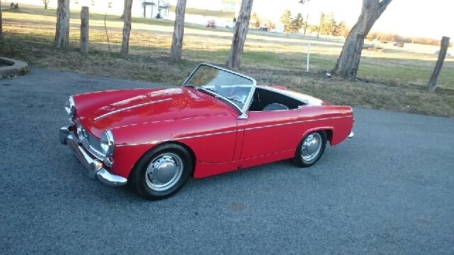 1963 MG Midget (Unspecified/Unspecified)