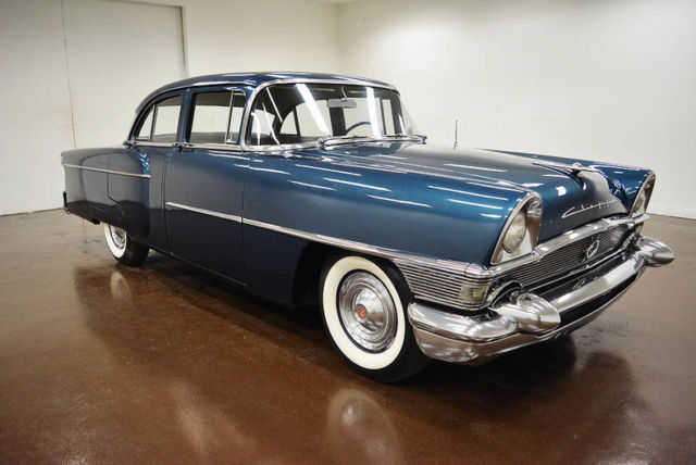 1956 Packard Clipper (Blue/Blue)