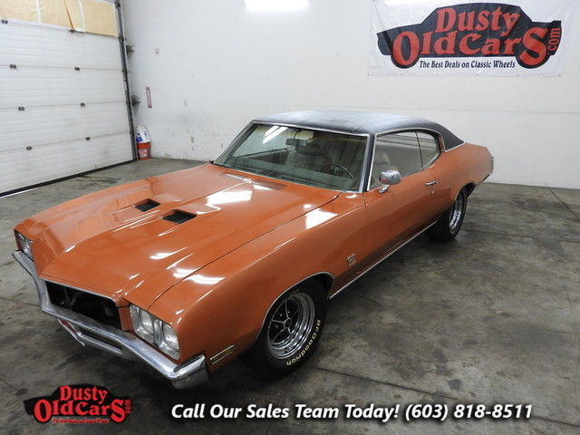 1971 Buick Skylark (Orange/Tan)