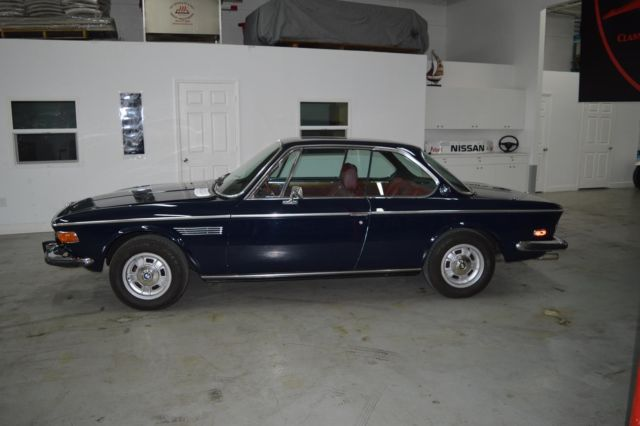 1973 BMW 3.0 CS (Blue/Red)