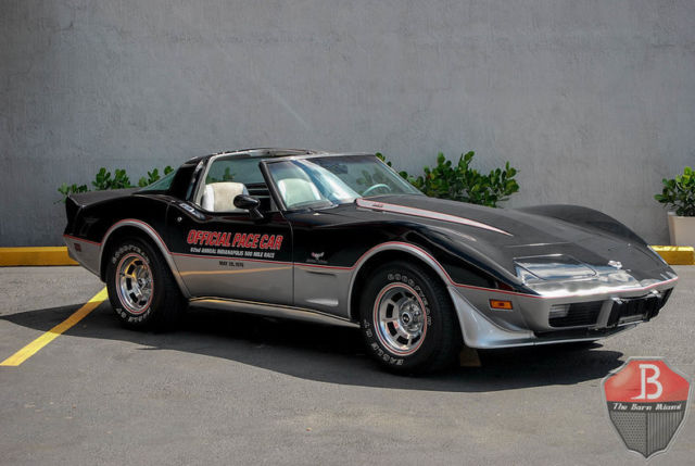 1978 Chevrolet Corvette (Black/--)