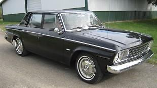 1964 Studebaker Commander (Black/Red)