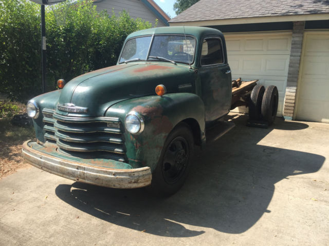 1948 Chevrolet Loadmaster (Blue/Blue)