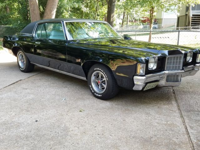 1972 Pontiac Grand Prix (Black/Tan)