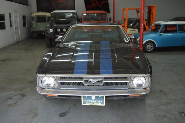 1971 Ford Mustang (Blue/Blue)