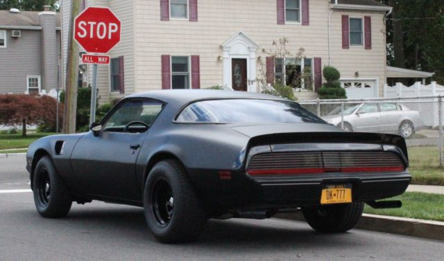 Cheap Used Muscle Cars >> Seller of Classic Cars - 1979 Pontiac Trans Am (Black/Black)