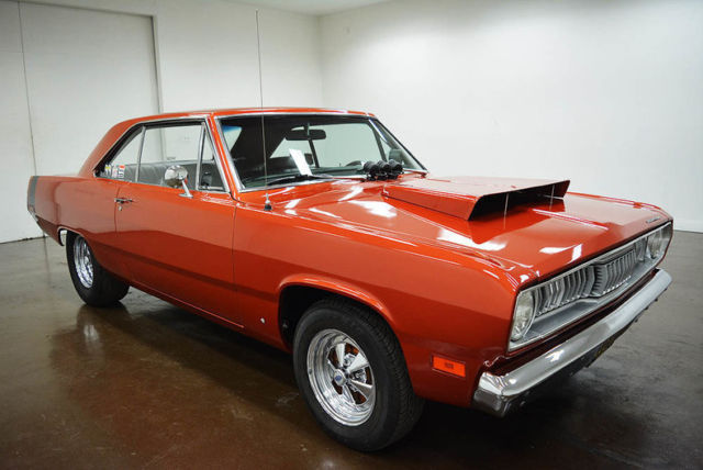 1971 Plymouth Scamp (Orange/Black)