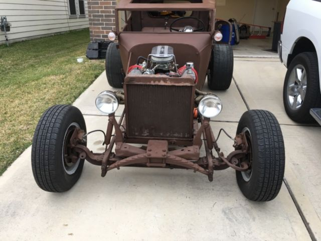 1930 Ford Model A (Brown/Red)