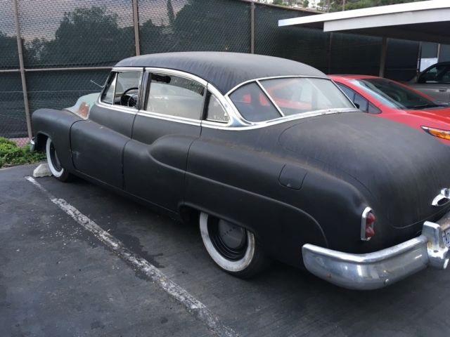 1950 Buick Special or Super (Black/Gray)