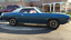 1970 Plymouth Barracuda (Blue/White)