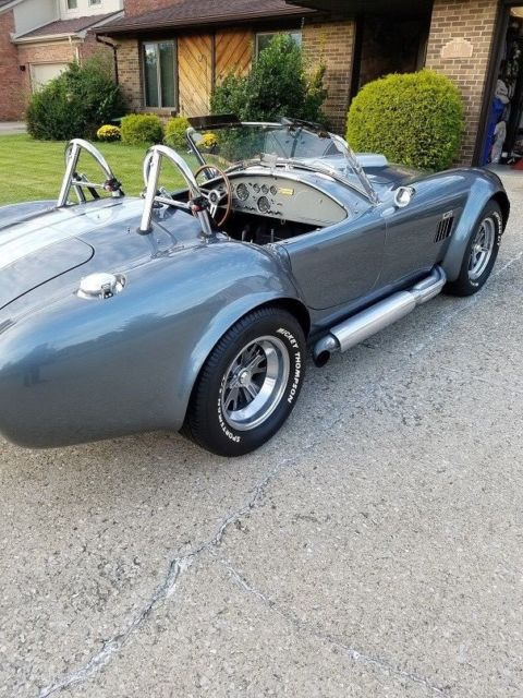 1965 Replica/Kit Makes Superformance SC 427