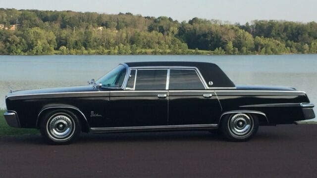 1964 Chrysler Imperial (Black/Blue)