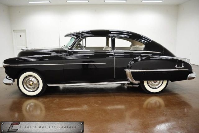 1950 Oldsmobile Futuramic 88 (Black/Tan)