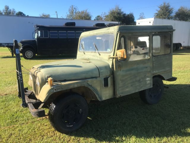 1977 Jeep CJ (GREEN/TAN)