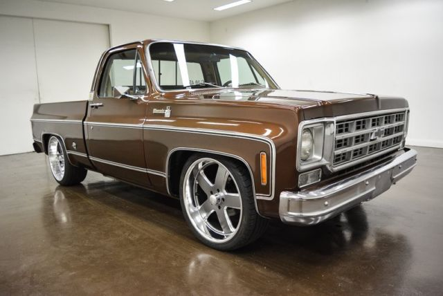 1978 Chevrolet C-10 (Brown/Brown)