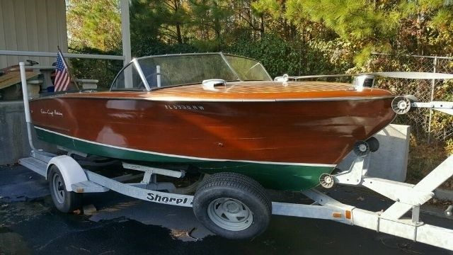 1951 Chris Craft Holiday (Brown/--)