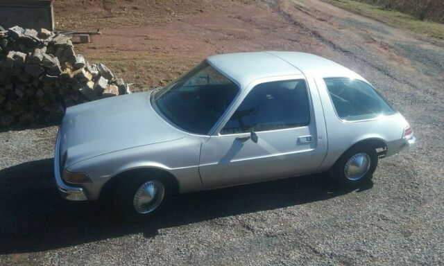 1976 AMC Pacer (Silver/Black)