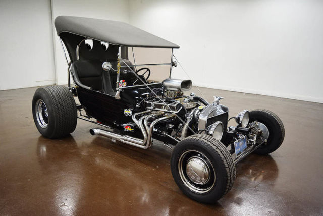 1926 Ford T-Bucket (Black/Gray)
