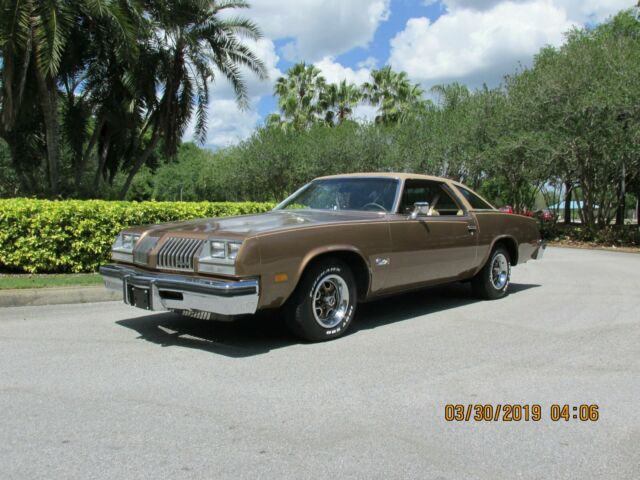 1976 Oldsmobile Cutlass (BUCKSKIN/SUDDLE PLAID)