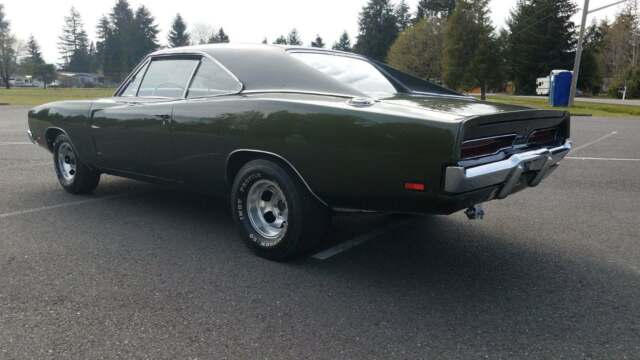 1969 Dodge Charger (Green/Green)