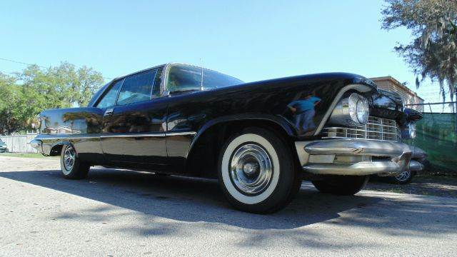 1958 Chrysler Imperial (Black/Unspecified)
