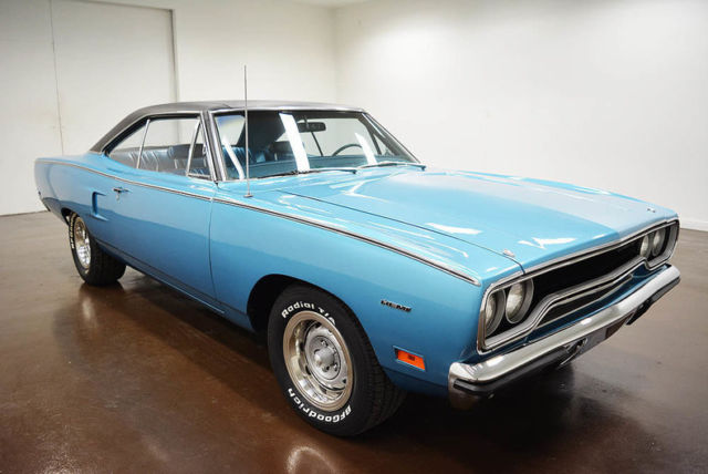 1970 Plymouth Satellite (Blue/Blue)