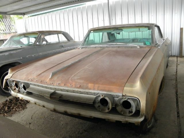 1964 Oldsmobile Starfire (Gray/--)