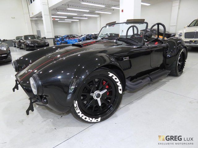 1965 Backdraft Cobra 427 (Black/--)