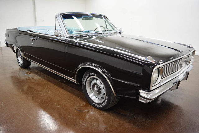 1966 Dodge Dart (Black/Blue)