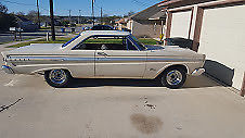 1964 Mercury Comet (White/Tan)