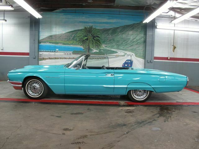 1964 Ford Thunderbird (--/--)