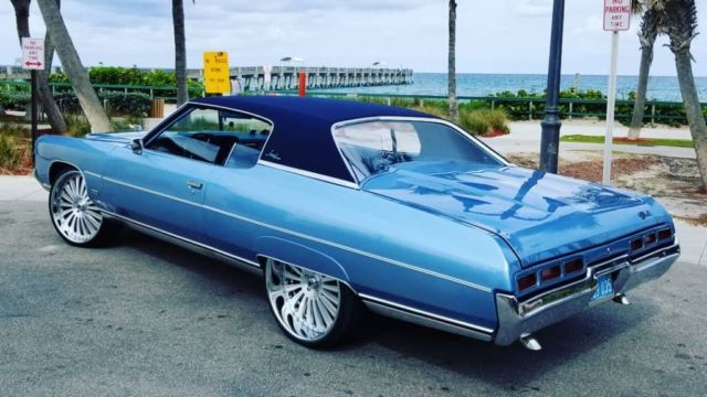 1971 Chevrolet Impala Custom (Luxury Car Exact Code - Buyer will be given code/NOS completely redone)