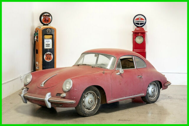 1960 Porsche 356 (Red/Other Color)