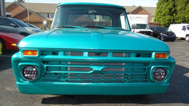1964 Ford F-150 (Teal/Gray)